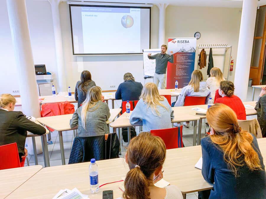 ERP sistēmu un programmatūru ieviešanas apmācības