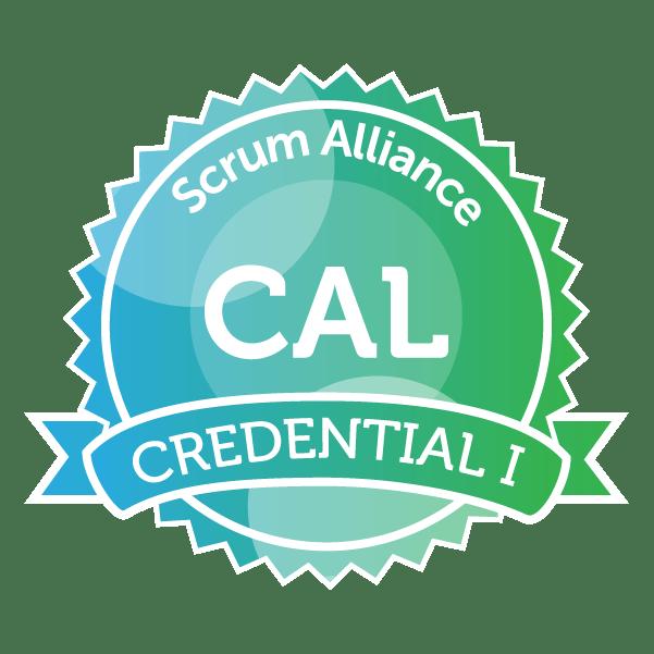 Certified Agile Leadership I - CAL1