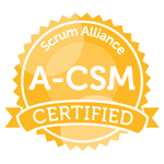 A-CSM Scrum Alliance Certification