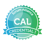 Certified Agile Leadership I - CAL1