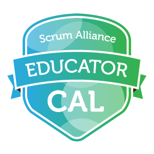 CAL Certified Scrum Alliance Educator