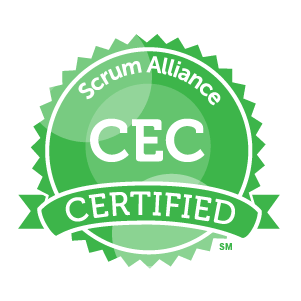 CEC Certified Scrum Alliance