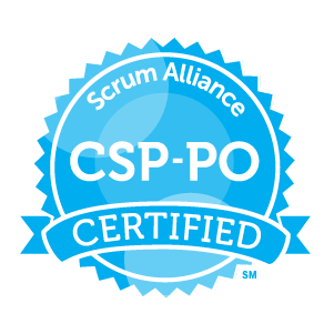 CSP-PO Certified Scrum Alliance