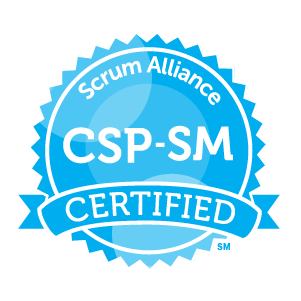 CSP-SM Certified Scrum Alliance