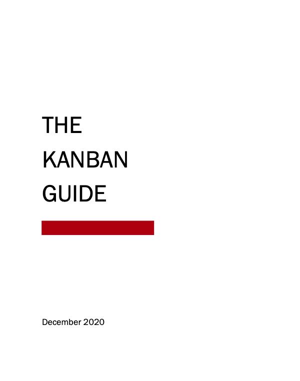Kanban Guide