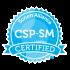 Certified Scrum Professional - ScrumMaster (CSP-SM)