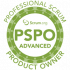 Professional Scrum Product Owner - Advanced  (PSPO-A, PSPO II)